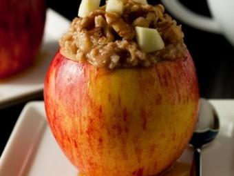 Polnjena jabolka